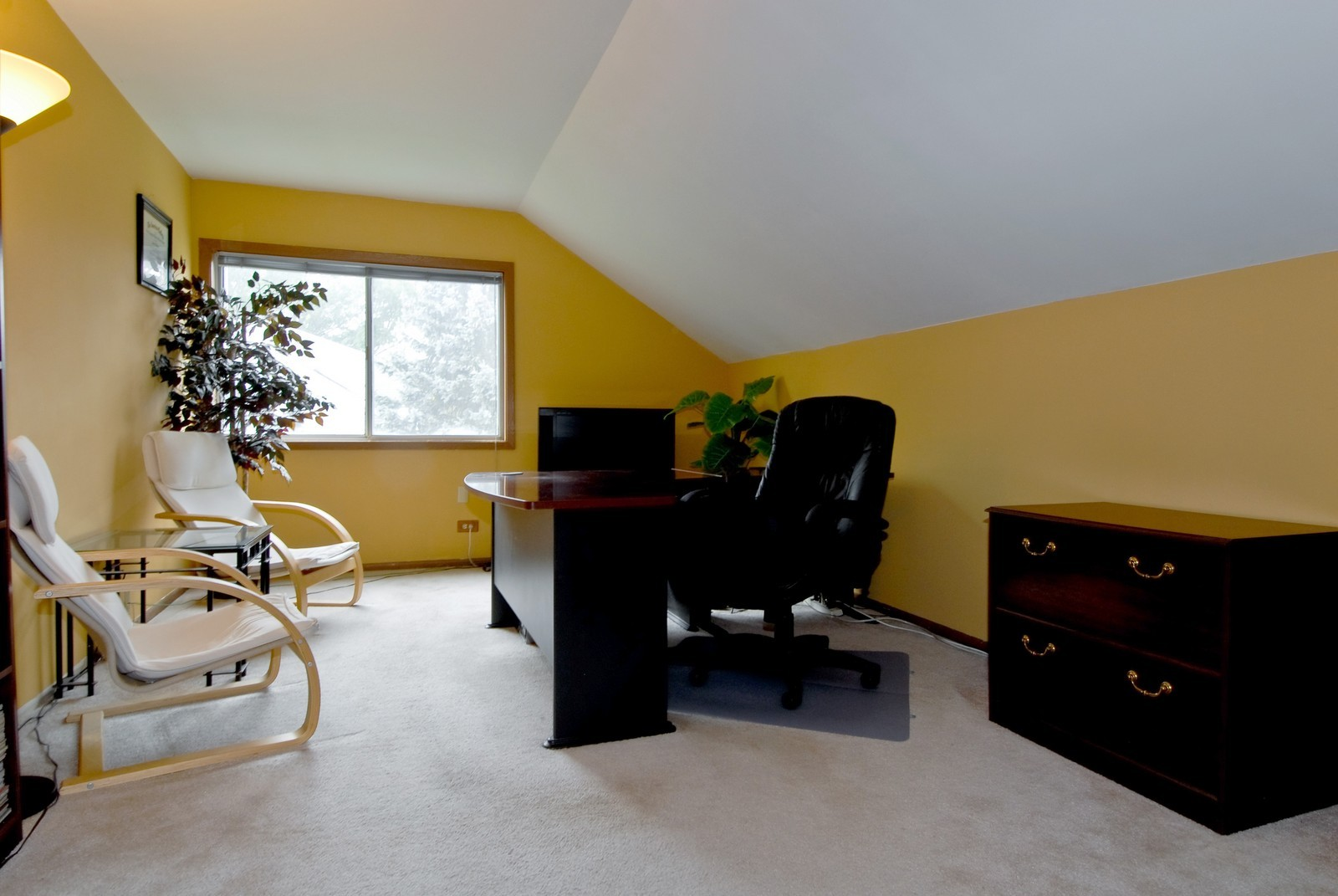 Real Estate Photography - 2610 Homestead Dr, Naperville, IL, 60564 - 2nd Bedroom