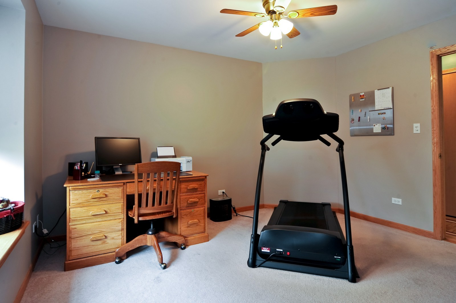 Real Estate Photography - 1153 Linden Circle, Beecher, IL, 60401 - 2nd Bedroom