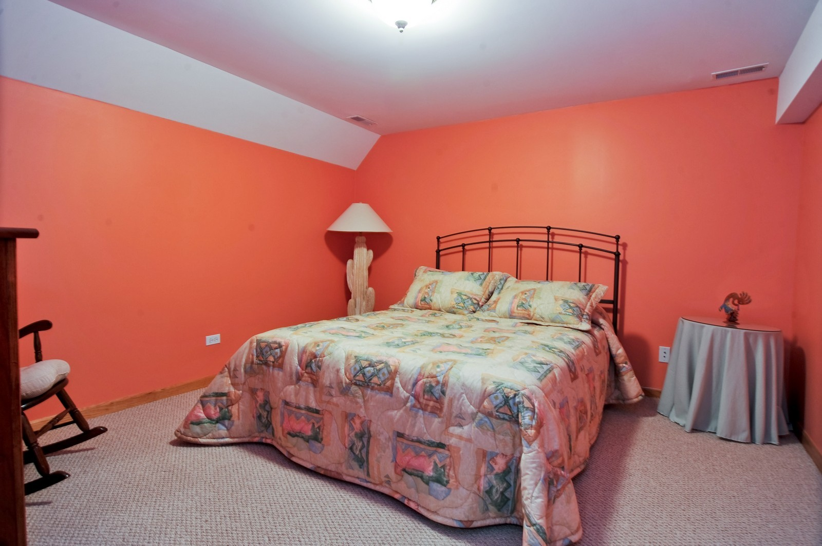 Real Estate Photography - 1153 Linden Circle, Beecher, IL, 60401 - 3rd Bedroom