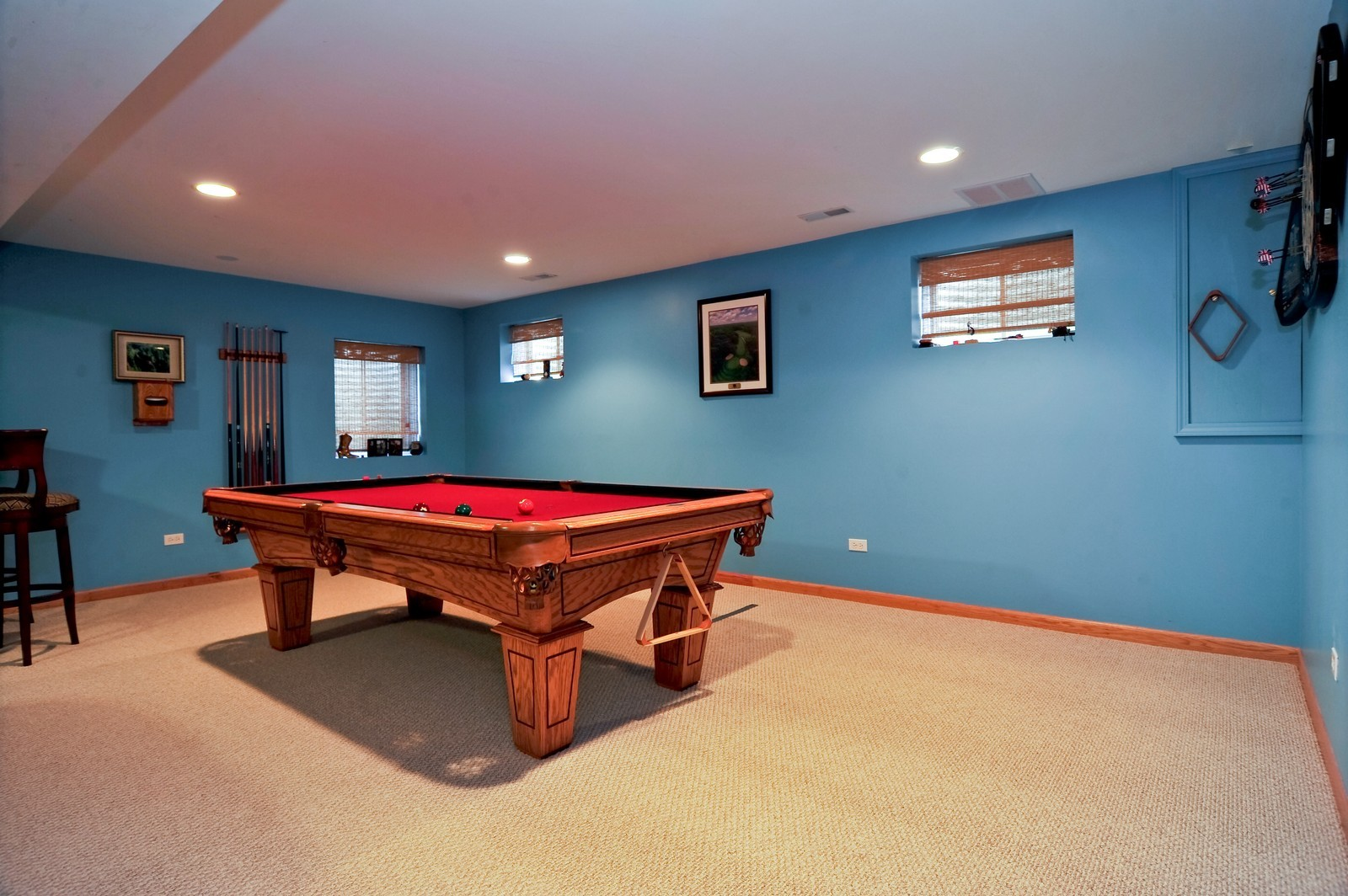 Real Estate Photography - 1153 Linden Circle, Beecher, IL, 60401 - Recreational Area
