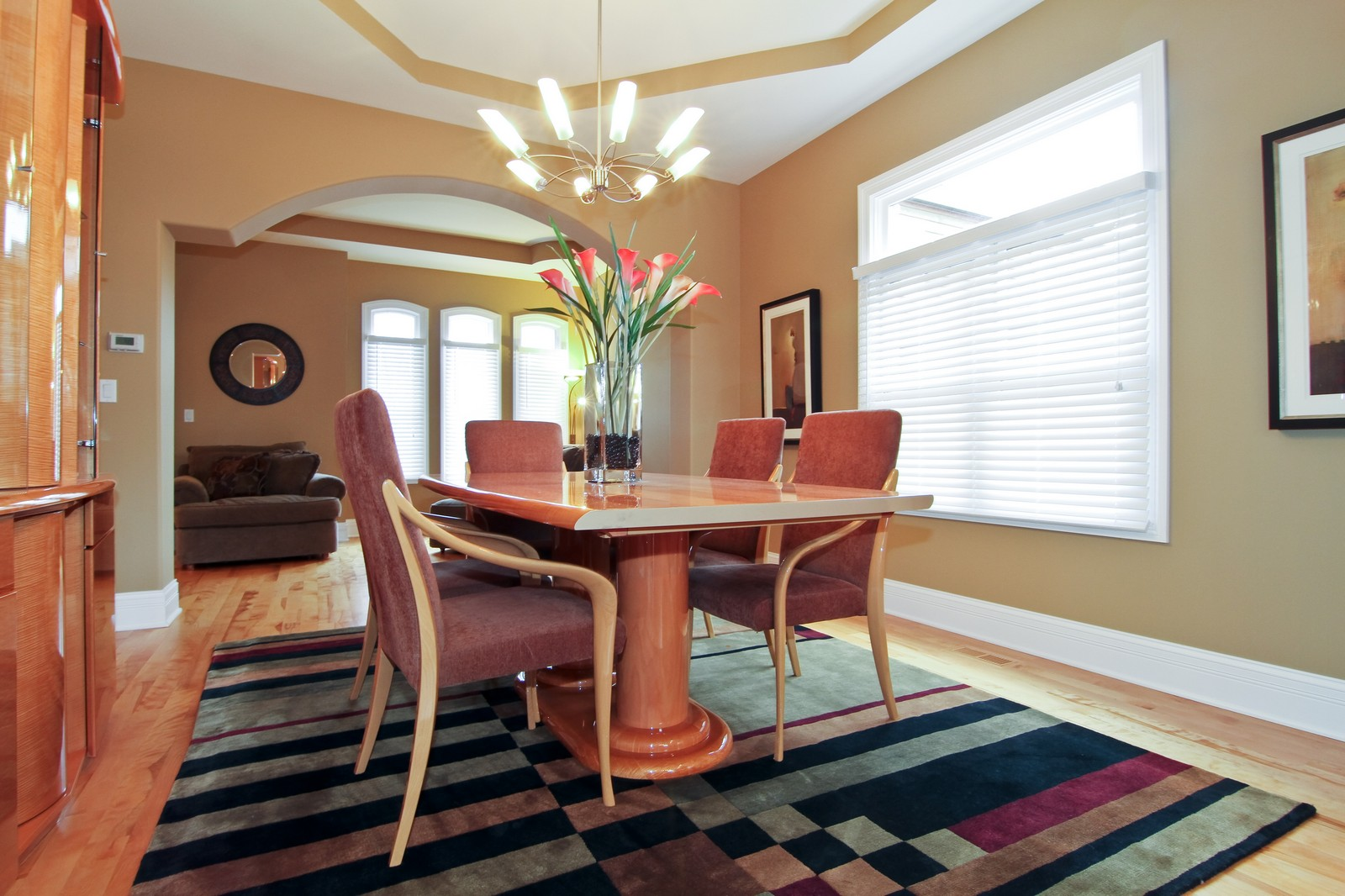 Real Estate Photography - 550 S Linden Ave, Elmhurst, IL, 60126 - Dining Room