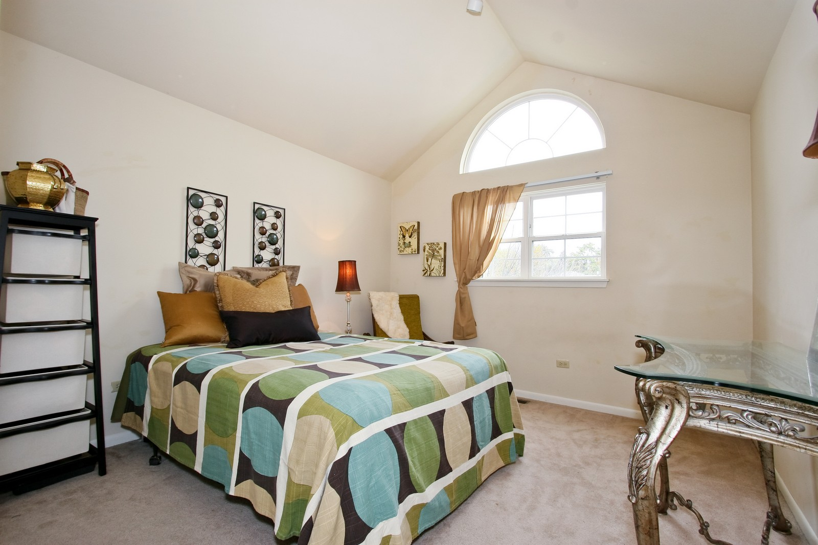 Real Estate Photography - 2637 Grove, Blue Island, IL, 60406 - 2nd Bedroom