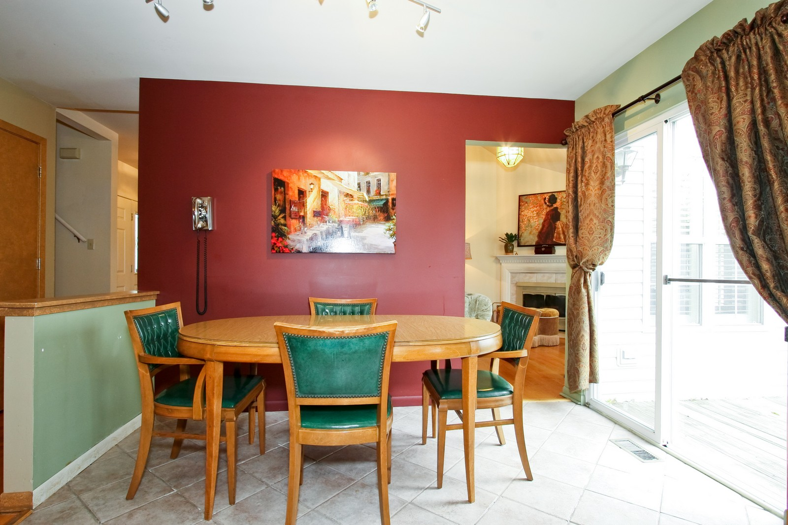 Real Estate Photography - 2637 Grove, Blue Island, IL, 60406 - Dining Room