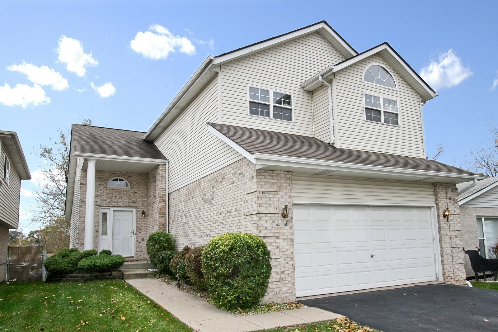Real Estate Photography - 2637 Grove, Blue Island, IL, 60406 - Front View