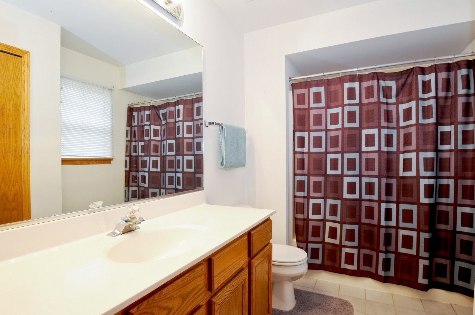 Real Estate Photography - 681 schooner, New Lenox, IL, 60451 - Master Bathroom