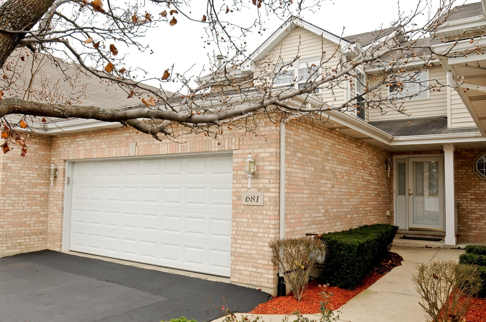 Real Estate Photography - 681 schooner, New Lenox, IL, 60451 - Front View