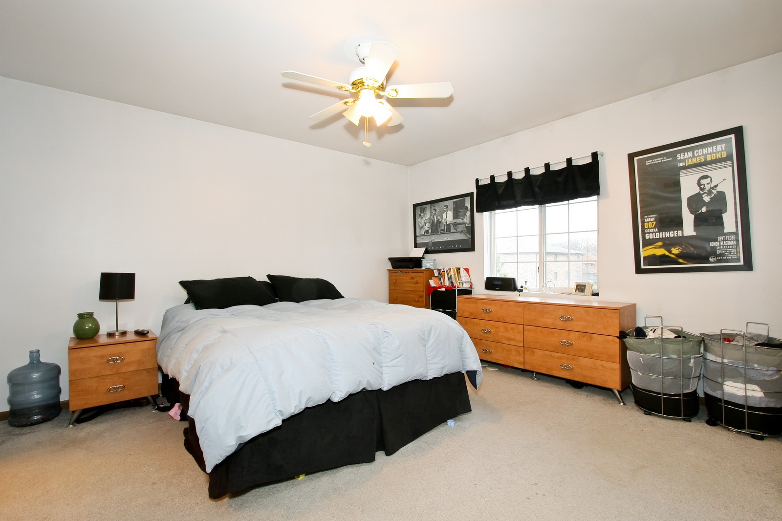 Real Estate Photography - 14764 Kenton, A3S, Midlothian, IL, 60445 - Master Bedroom