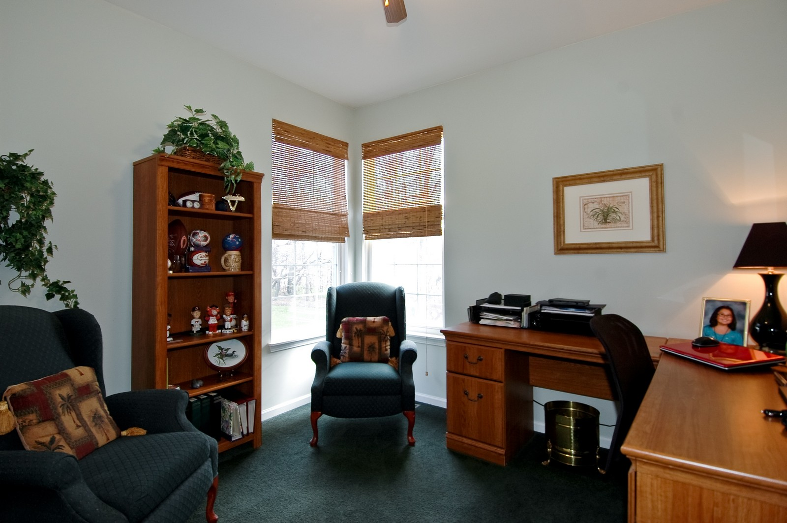 Real Estate Photography - 1581 Summerhill Ln, Cary, IL, 60013 - Den