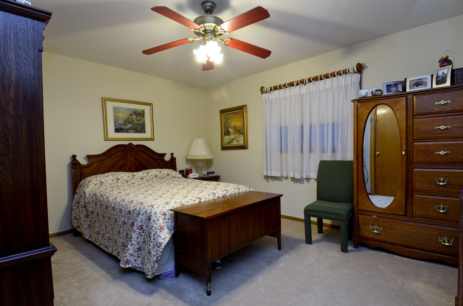 Real Estate Photography - 7229 W 154th St, Orland Park, IL, 60462 - Master Bedroom