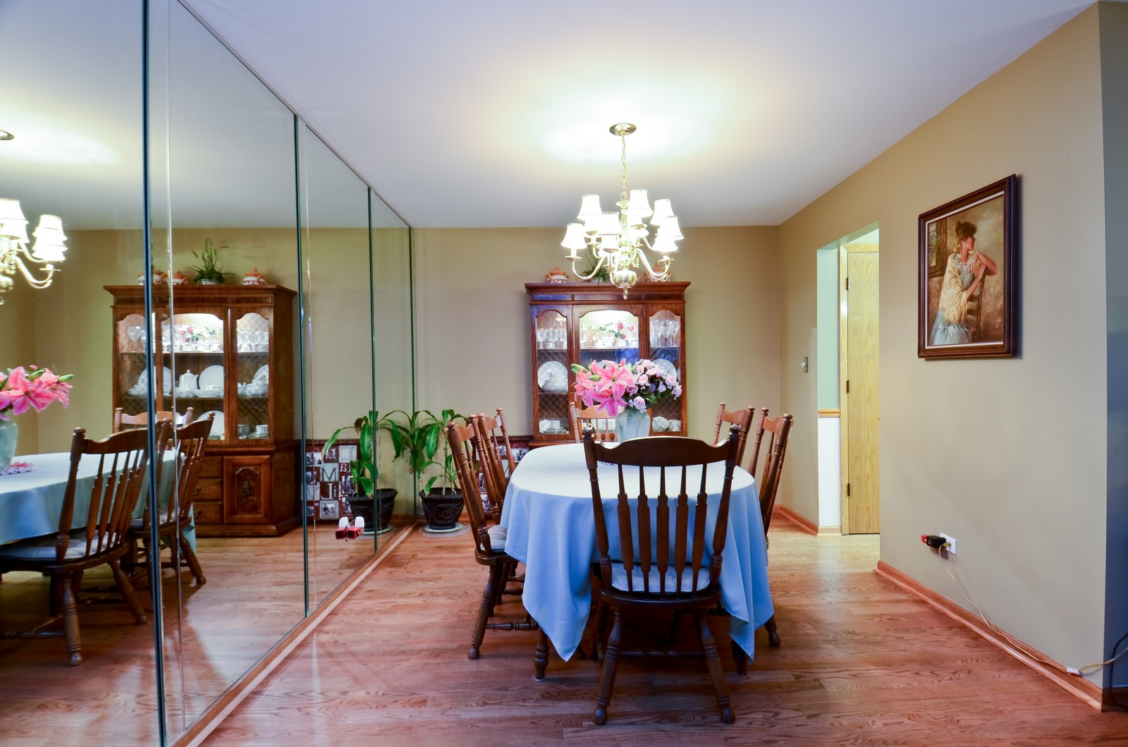 Real Estate Photography - 7229 W 154th St, Orland Park, IL, 60462 - Dining Room