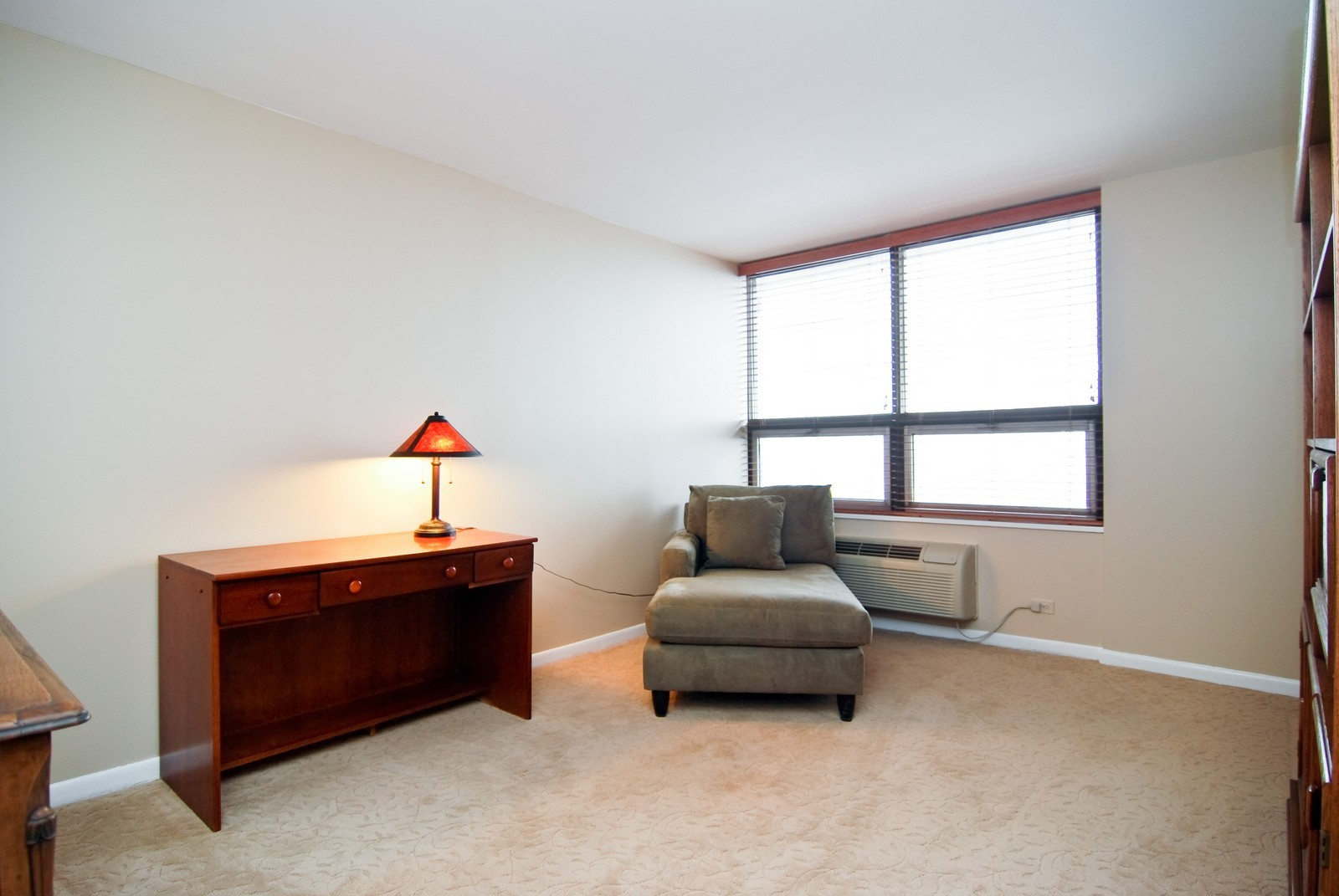 Real Estate Photography - 5733 N Sheridan, Unit 24B, Chicago, IL, 60660 - 2nd Bedroom