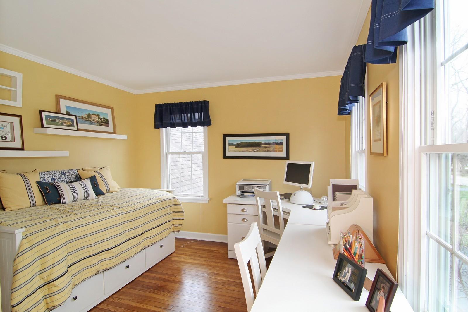 Real Estate Photography - 700 Peck Road, Geneva, IL, 60134 - 4th Bedroom