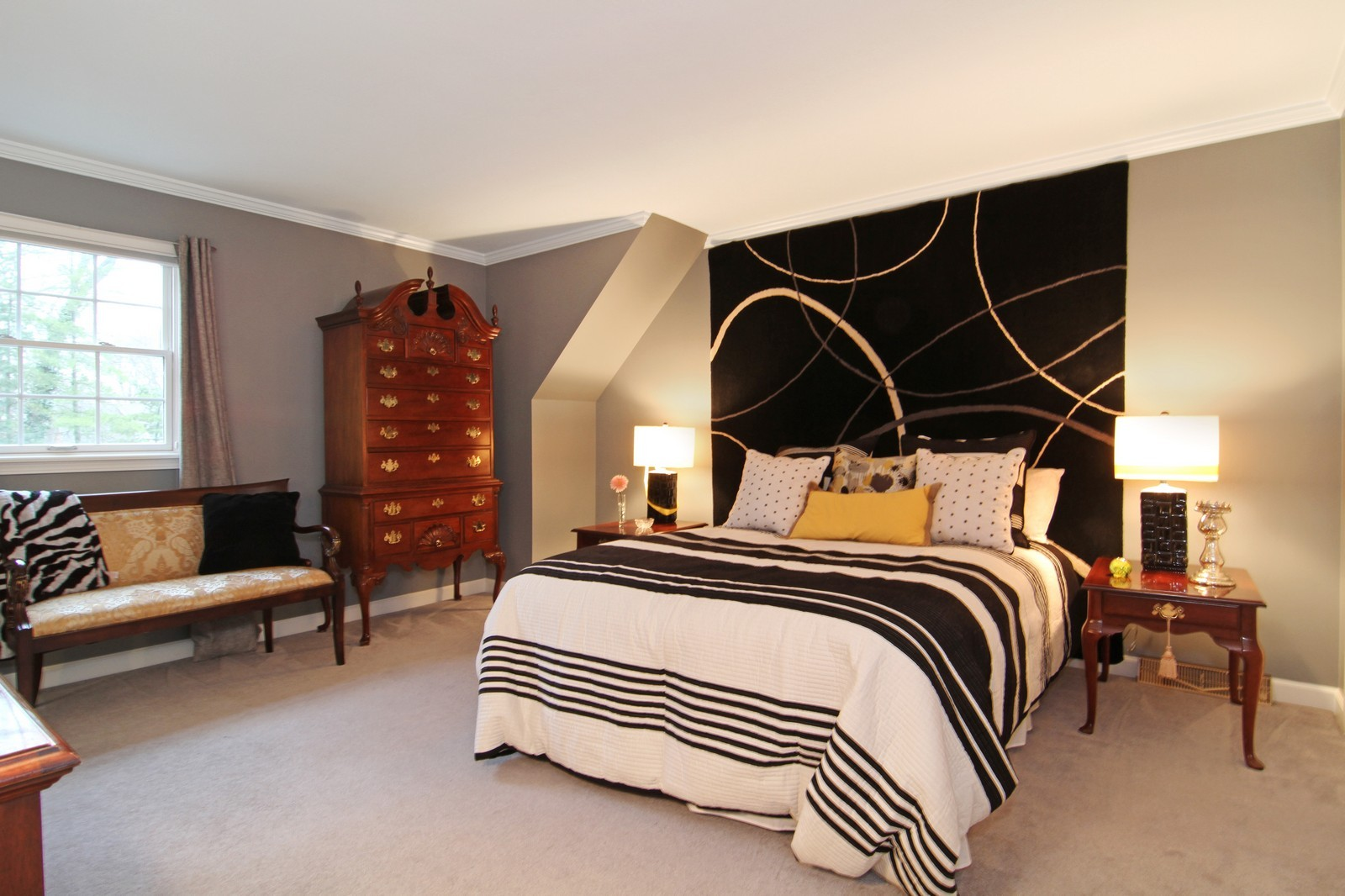 Real Estate Photography - 700 Peck Road, Geneva, IL, 60134 - 5th Bedroom