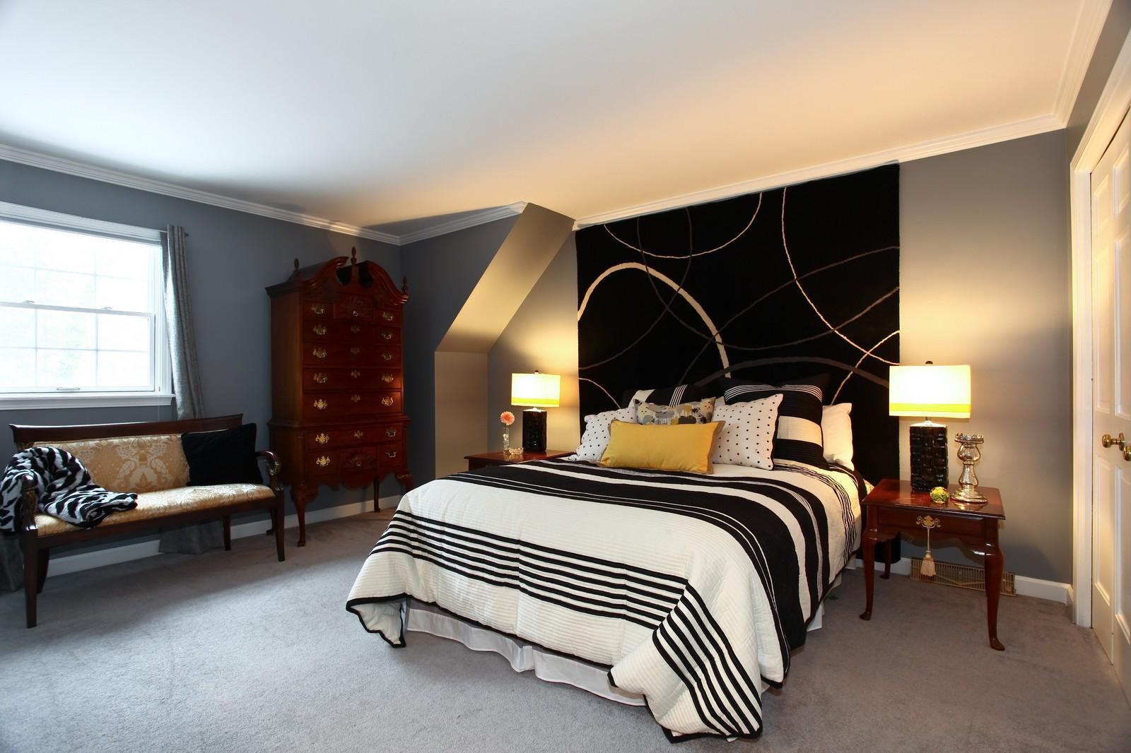 Real Estate Photography - 700 Peck Road, Geneva, IL, 60134 - Bedroom