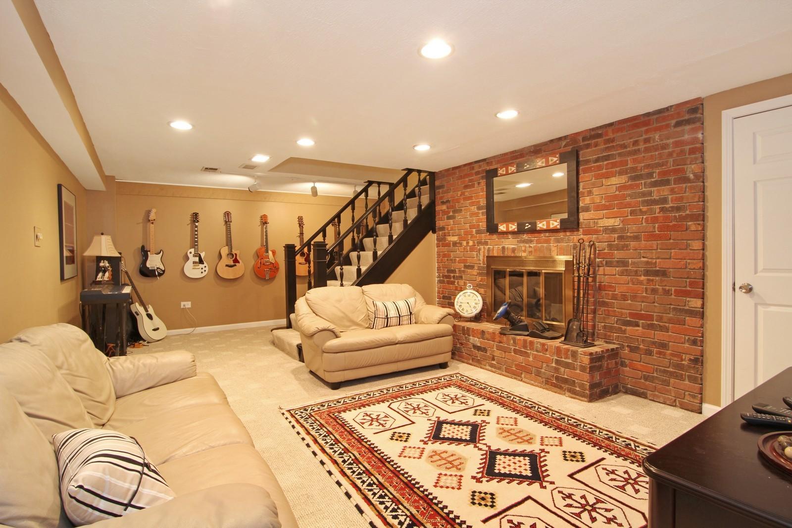 Real Estate Photography - 700 Peck Road, Geneva, IL, 60134 - Basement