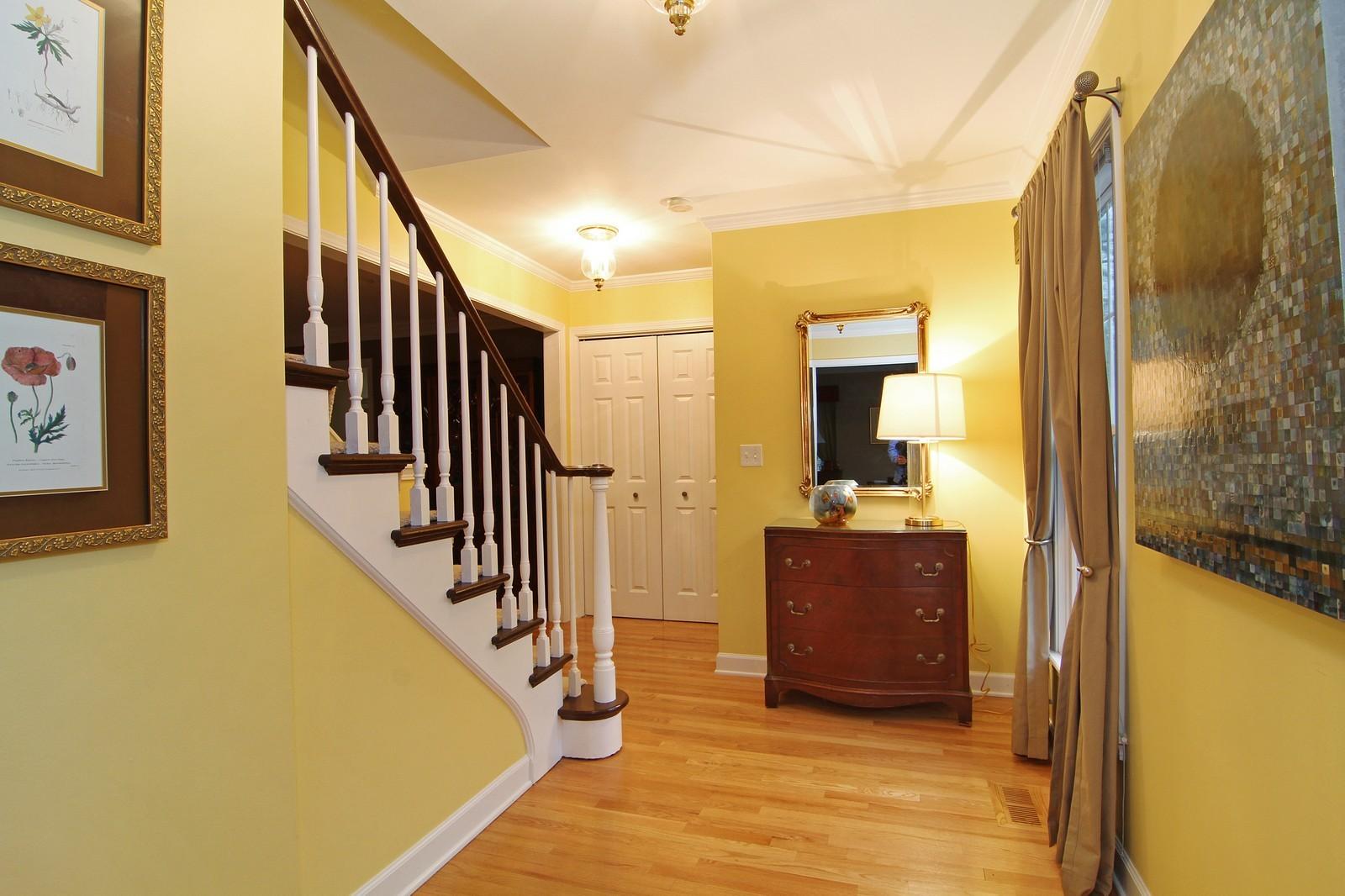Real Estate Photography - 700 Peck Road, Geneva, IL, 60134 - Foyer