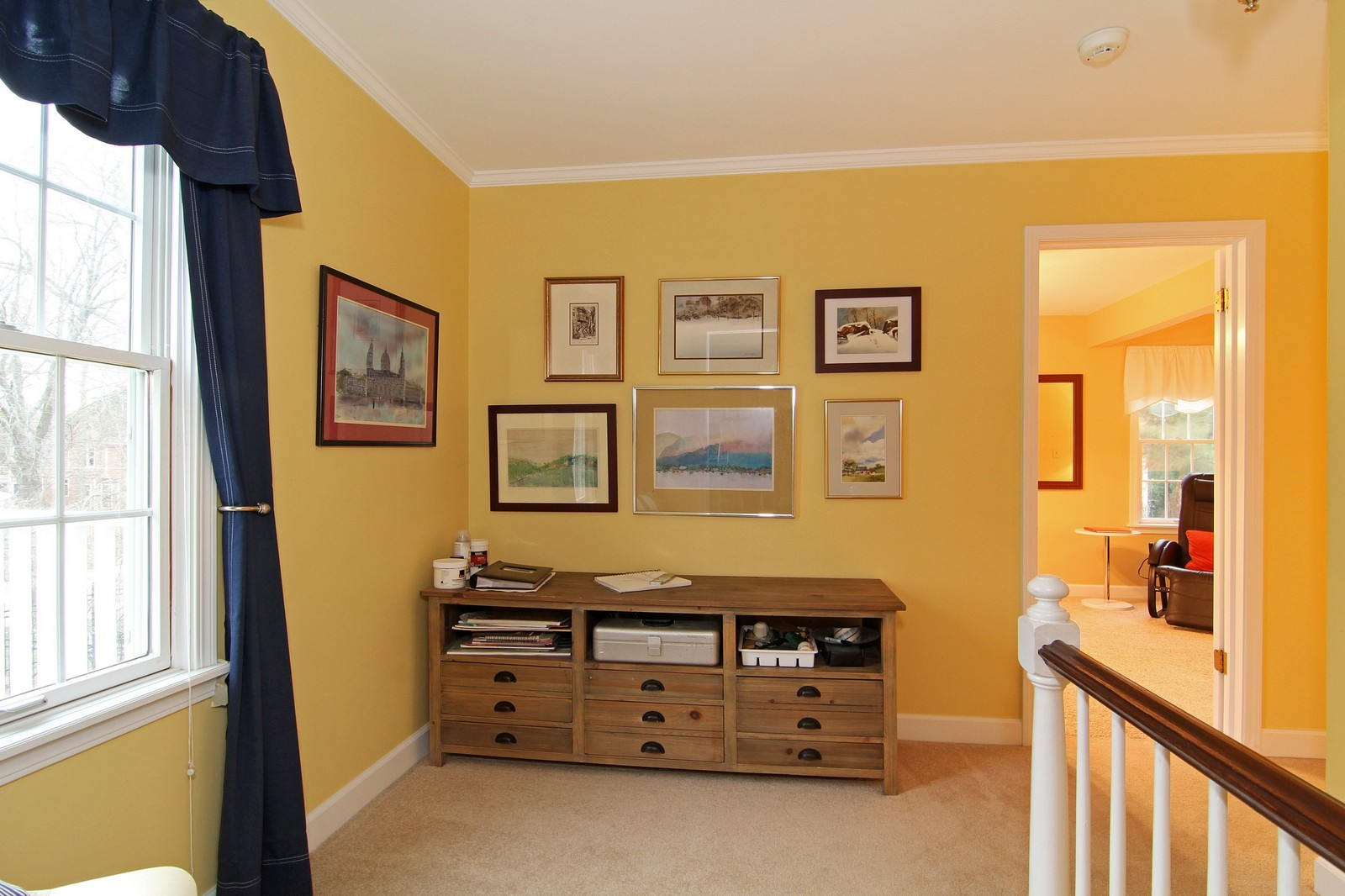 Real Estate Photography - 700 Peck Road, Geneva, IL, 60134 - Hallway
