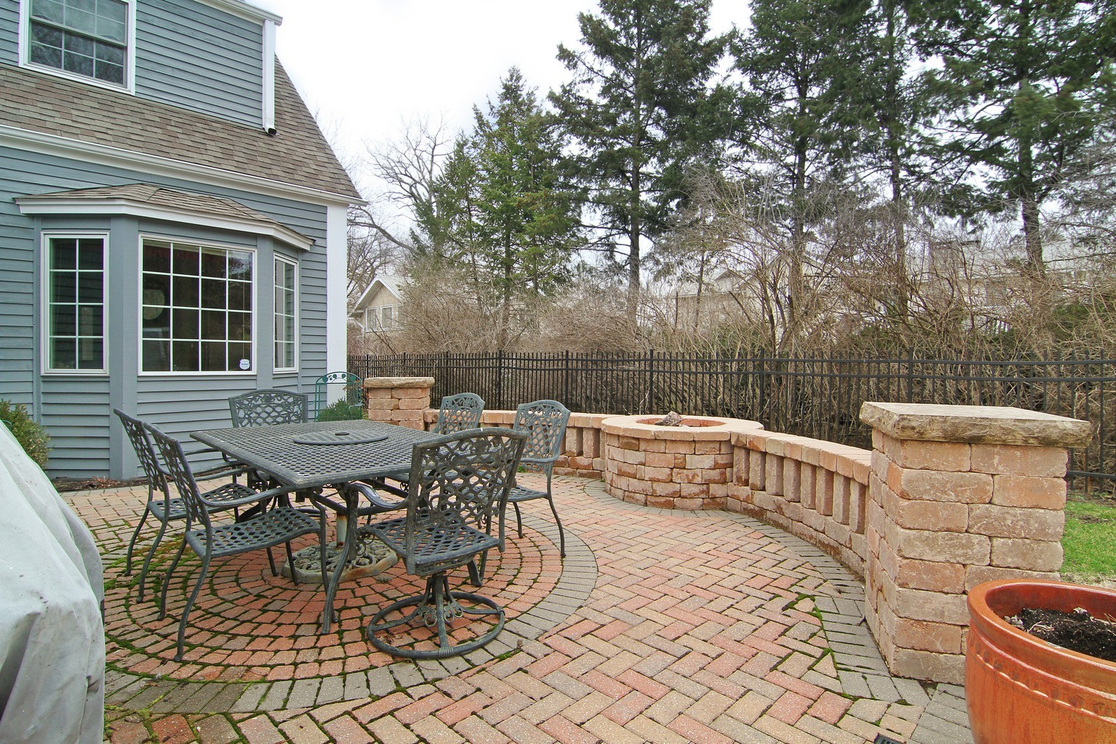 Real Estate Photography - 700 Peck Road, Geneva, IL, 60134 - Patio