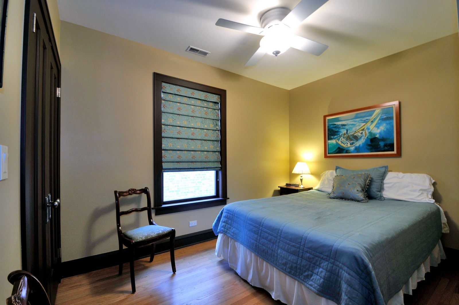 Real Estate Photography - 3734 n. richmond, chicago, IL, 60618 - 3rd Bedroom