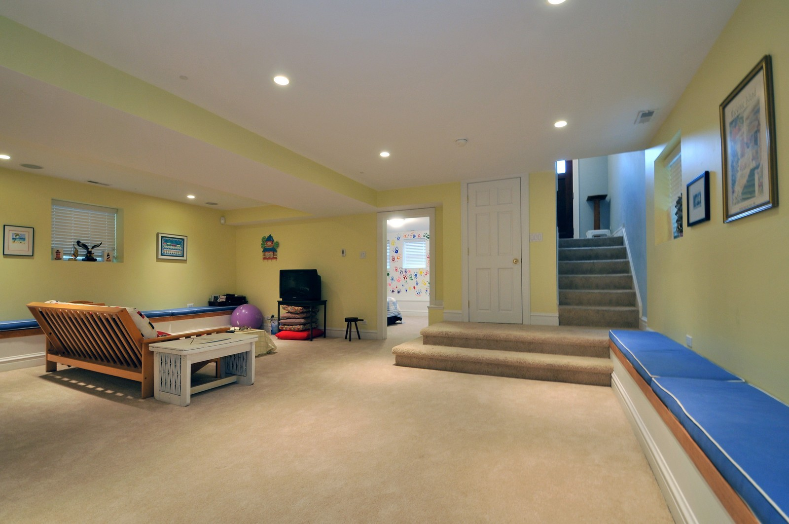 Real Estate Photography - 3734 n. richmond, chicago, IL, 60618 - Basement
