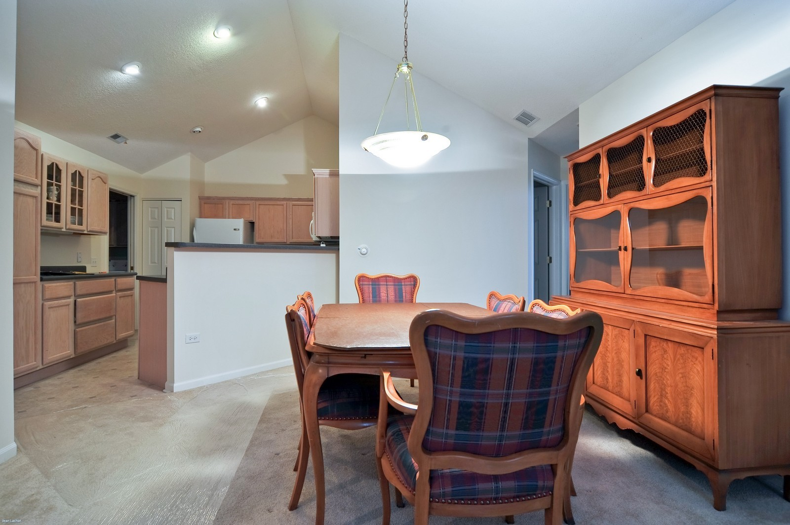 Real Estate Photography - 18205 Murphy Circle, Tinley Park, IL, 60487 - Dining Room