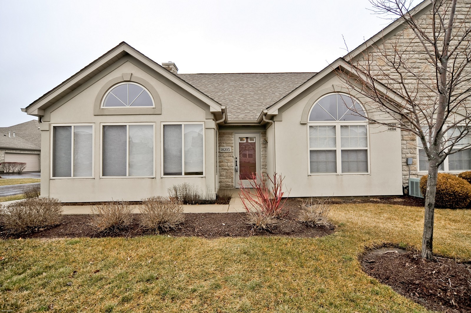 Real Estate Photography - 18205 Murphy Circle, Tinley Park, IL, 60487 - Front View