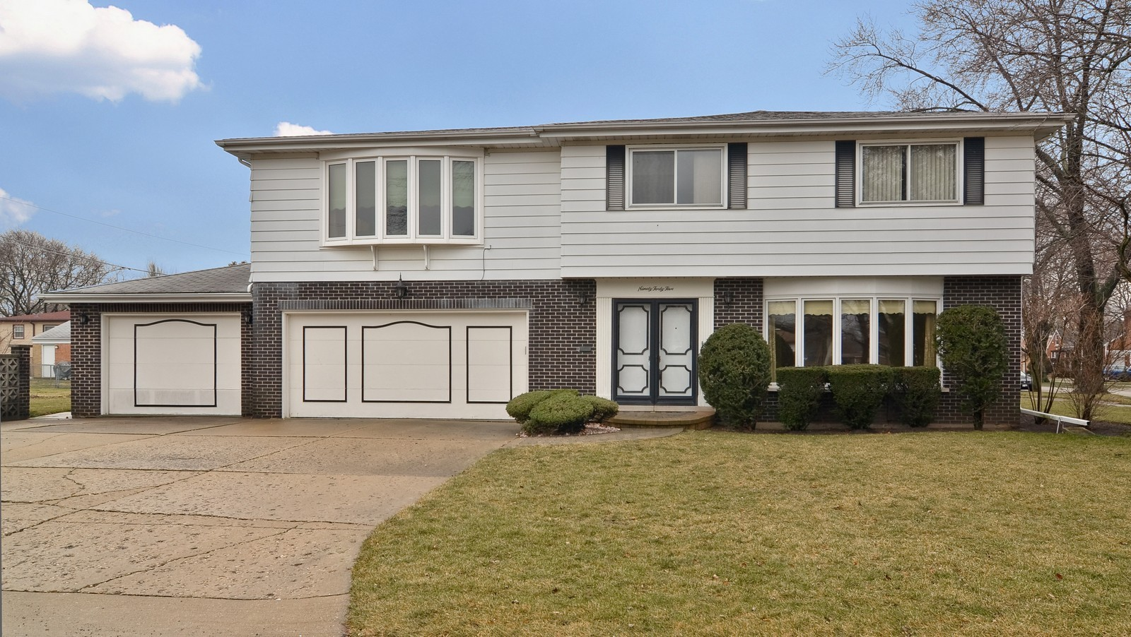 Real Estate Photography - 9045 Parkside, Morton Grove, IL, 60053 - Front View