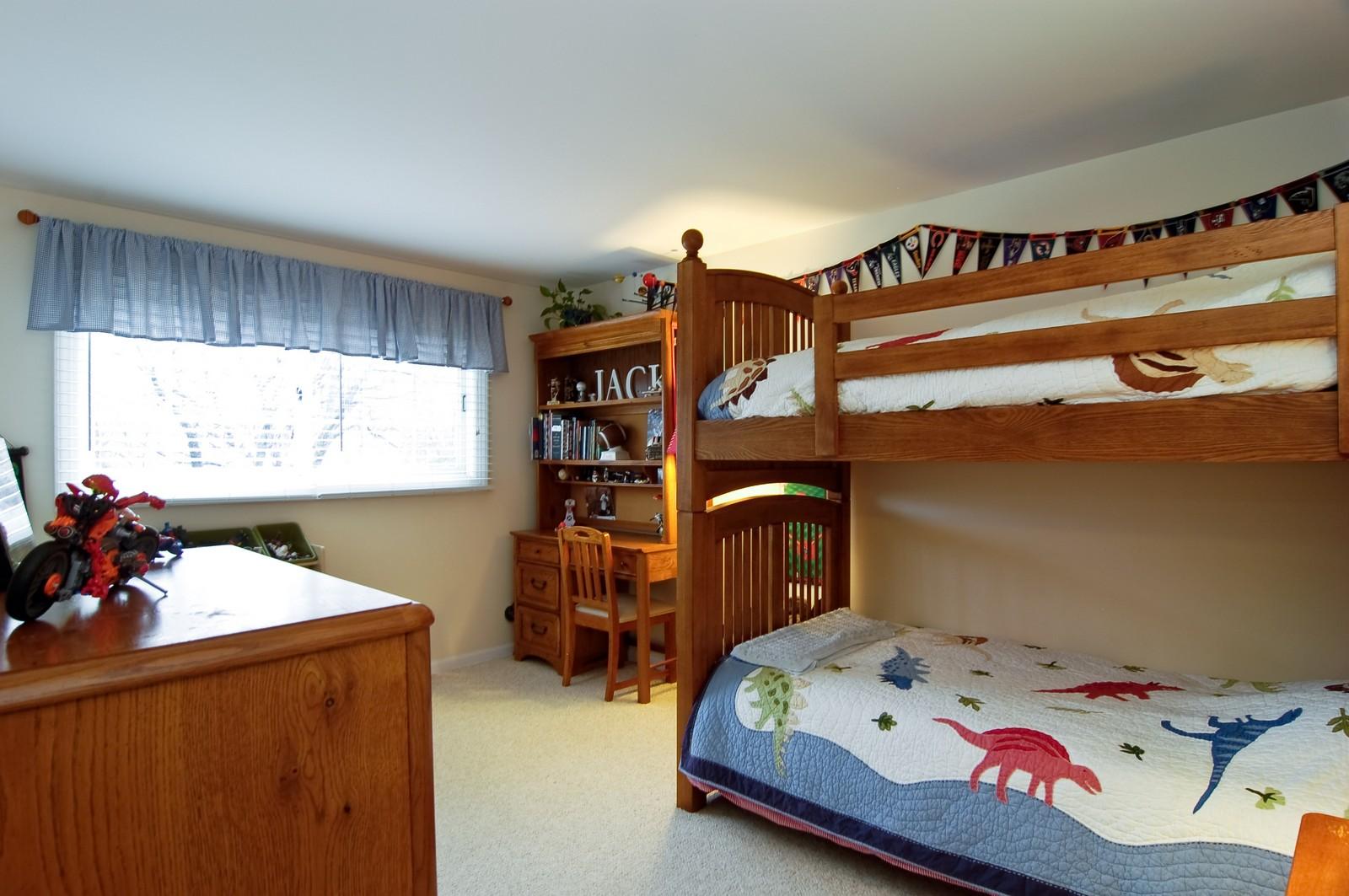 Real Estate Photography - 966 N Topanga, Palatine, IL, 60074 - Bedroom
