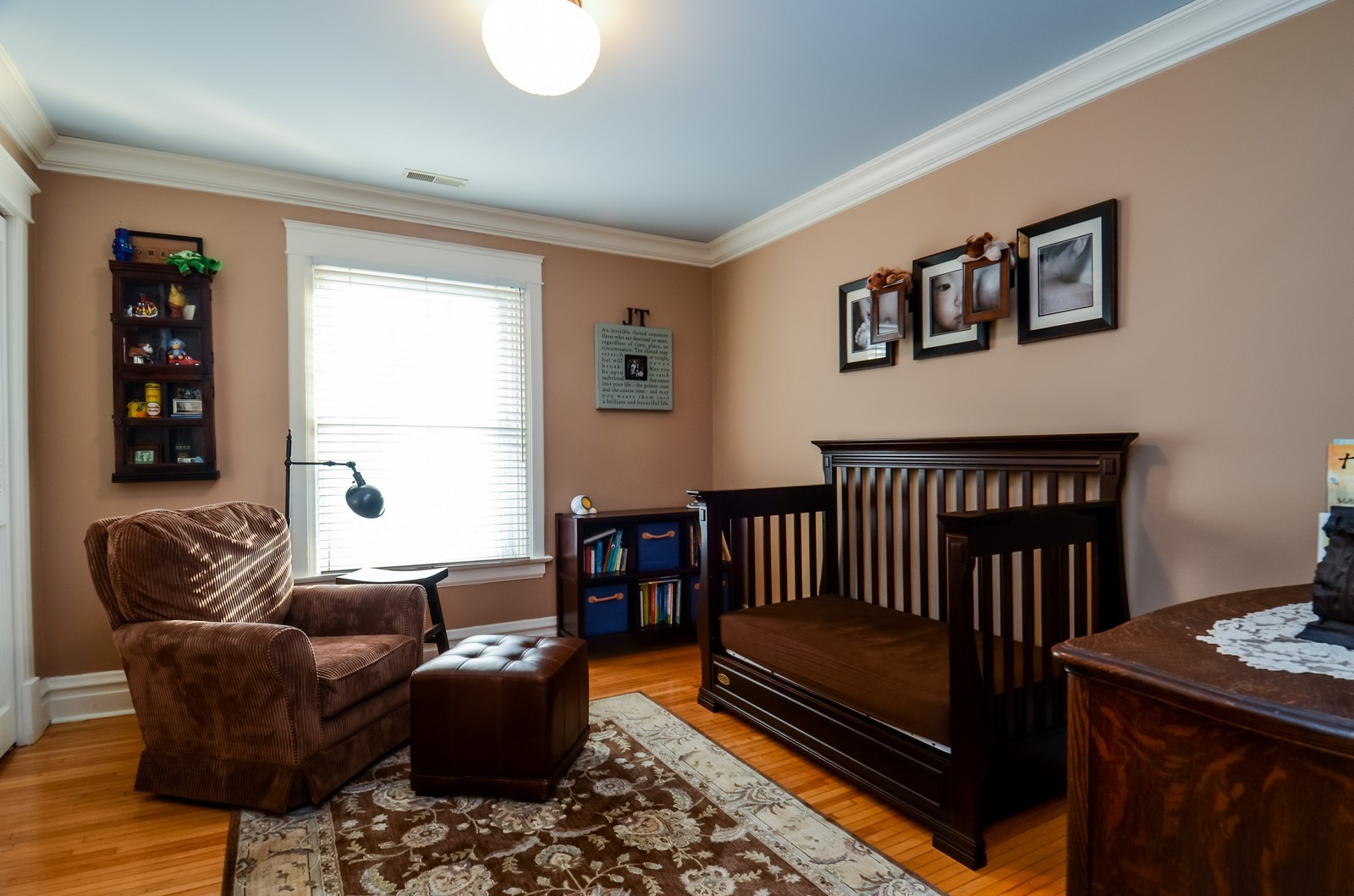 Real Estate Photography - 406 S Grant St, Hinsdale, IL, 60521 - 2nd Bedroom