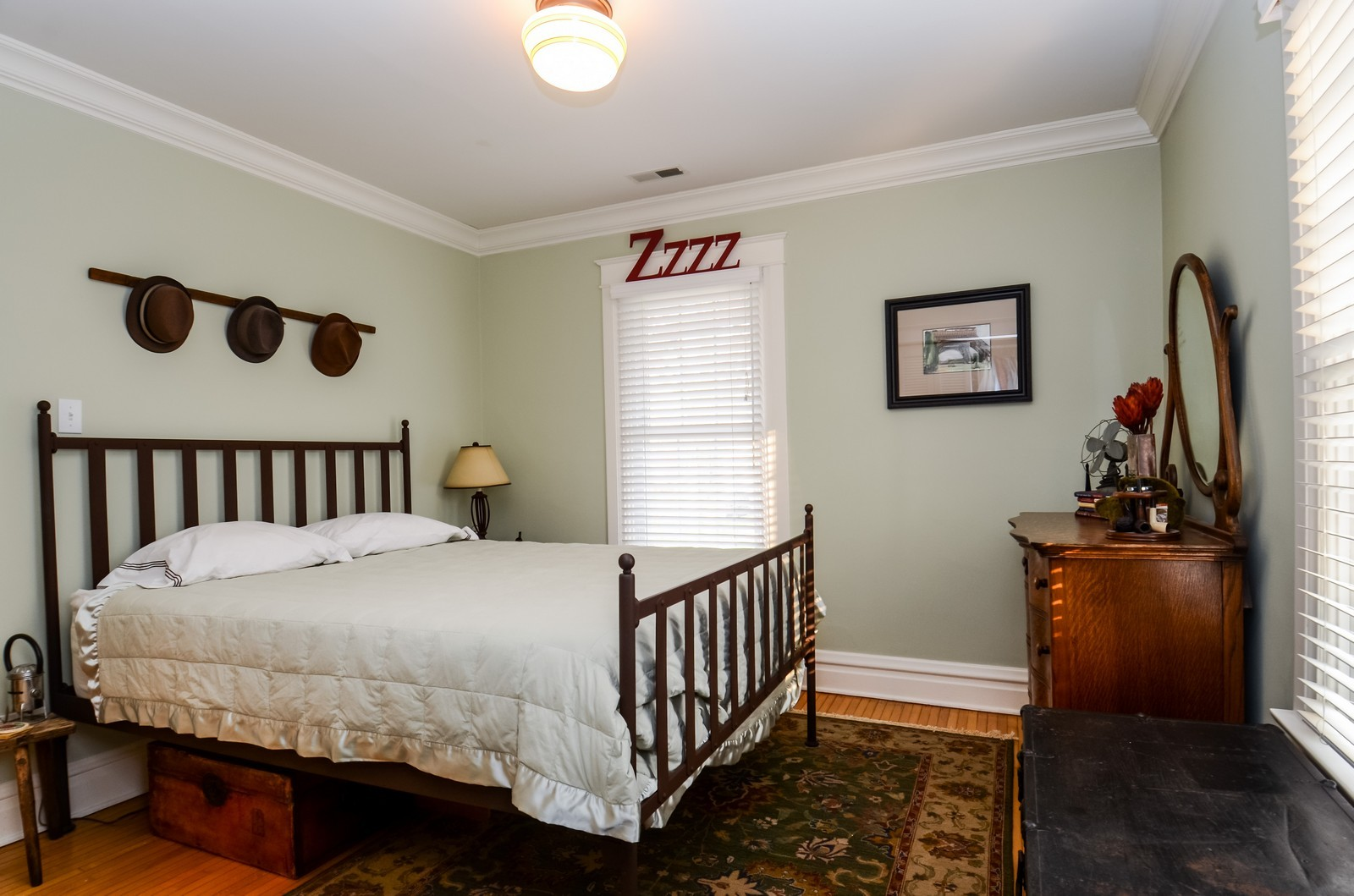 Real Estate Photography - 406 S Grant St, Hinsdale, IL, 60521 - 3rd Bedroom