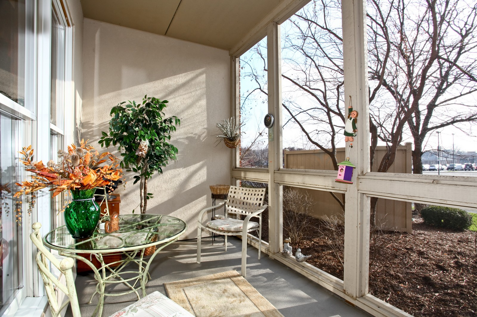 Real Estate Photography - 100 N River Ln, Geneva, IL, 60134 - Patio