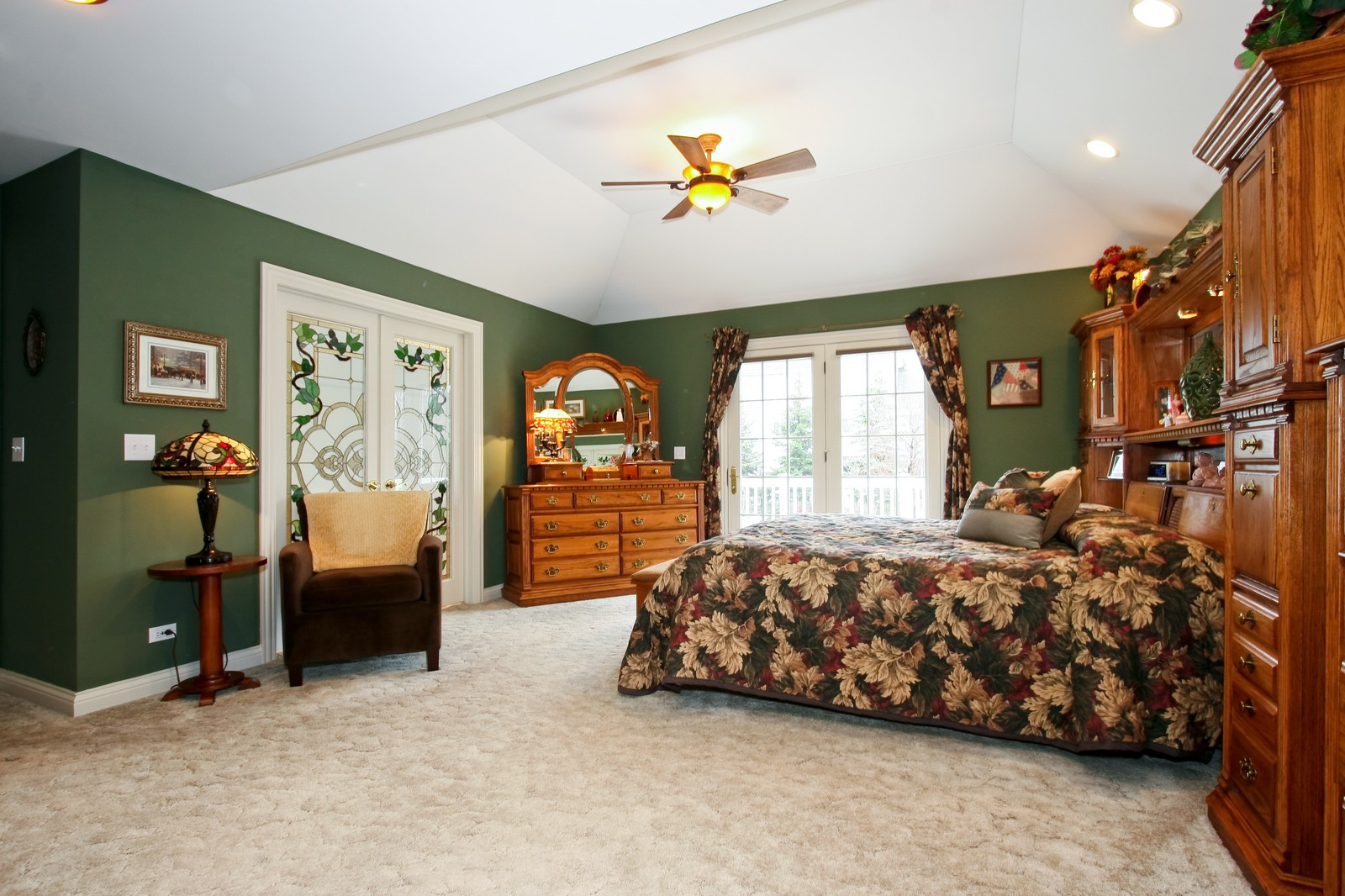 Real Estate Photography - 142 Augusta Drive, Palos Heights, IL, 60463 - Master Bedroom