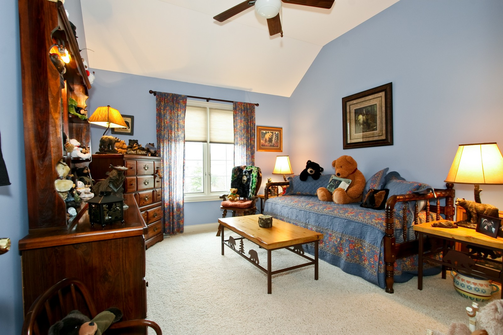 Real Estate Photography - 142 Augusta Drive, Palos Heights, IL, 60463 - 3rd Bedroom