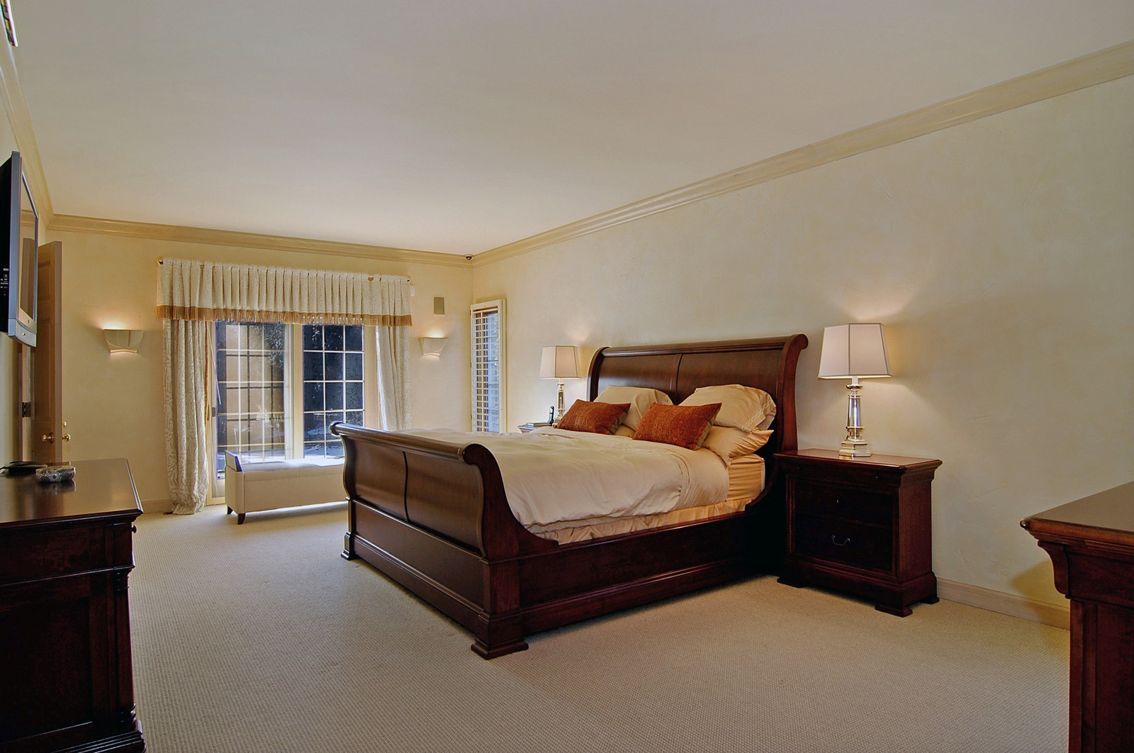 Real Estate Photography - 656 E 6th St, Hinsdale, IL, 60521 - Master Bedroom