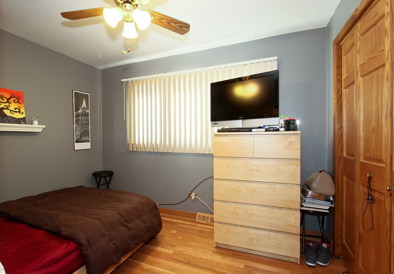 Real Estate Photography - 5301 S Parkside Ave, Chicago, IL, 60638 - 3rd Bedroom