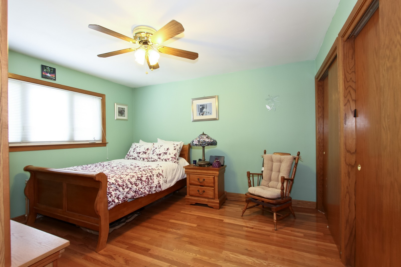 Real Estate Photography - 5301 S Parkside Ave, Chicago, IL, 60638 - Bedroom