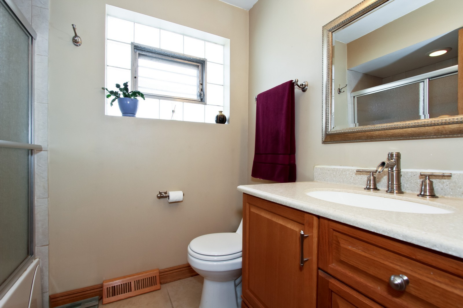 Real Estate Photography - 5301 S Parkside Ave, Chicago, IL, 60638 - Bathroom