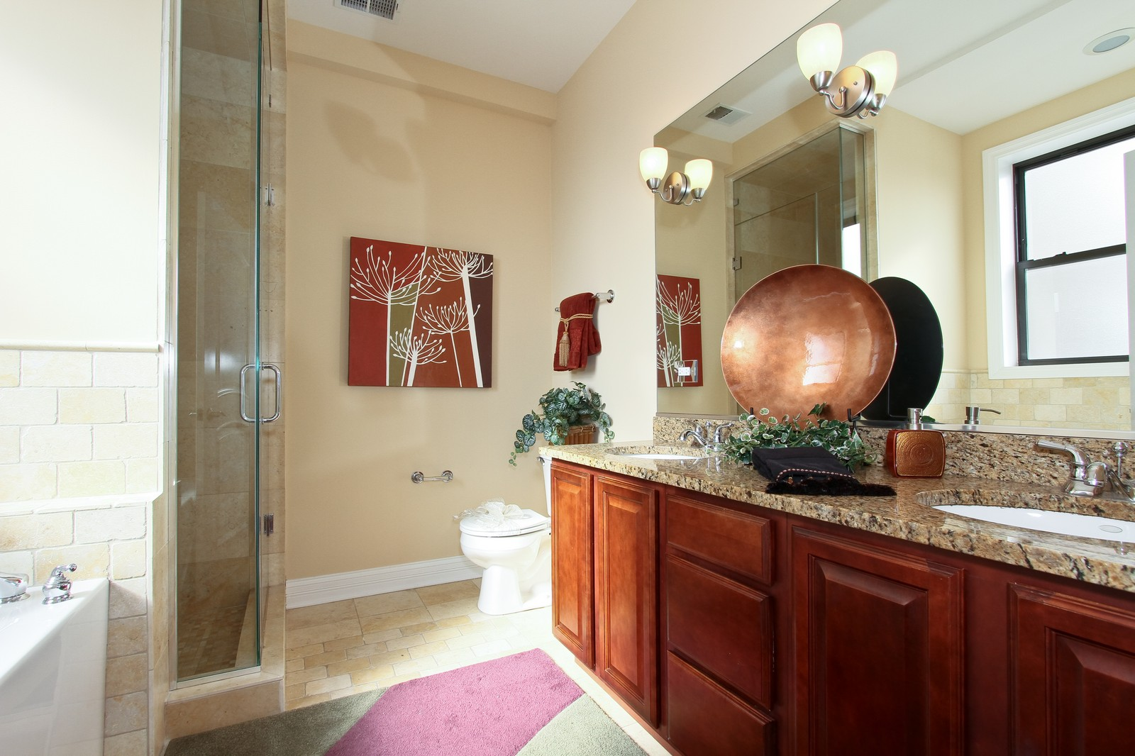 Real Estate Photography - 4815 S Drexel, Unit 3SW, Chicago, IL, 60615 - Master Bathroom