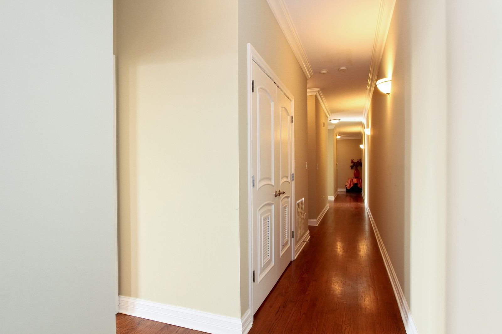 Real Estate Photography - 4815 S Drexel, Unit 3SW, Chicago, IL, 60615 - Hallway