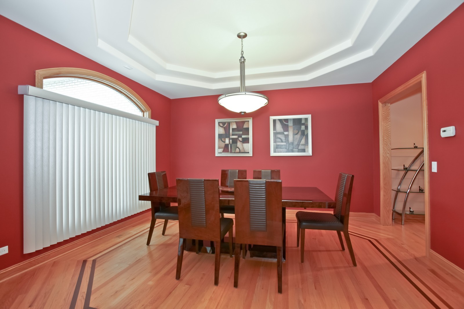 Real Estate Photography - 1000 Evergreen Cir, Olympia Fields, IL, 60461 - Dining Room