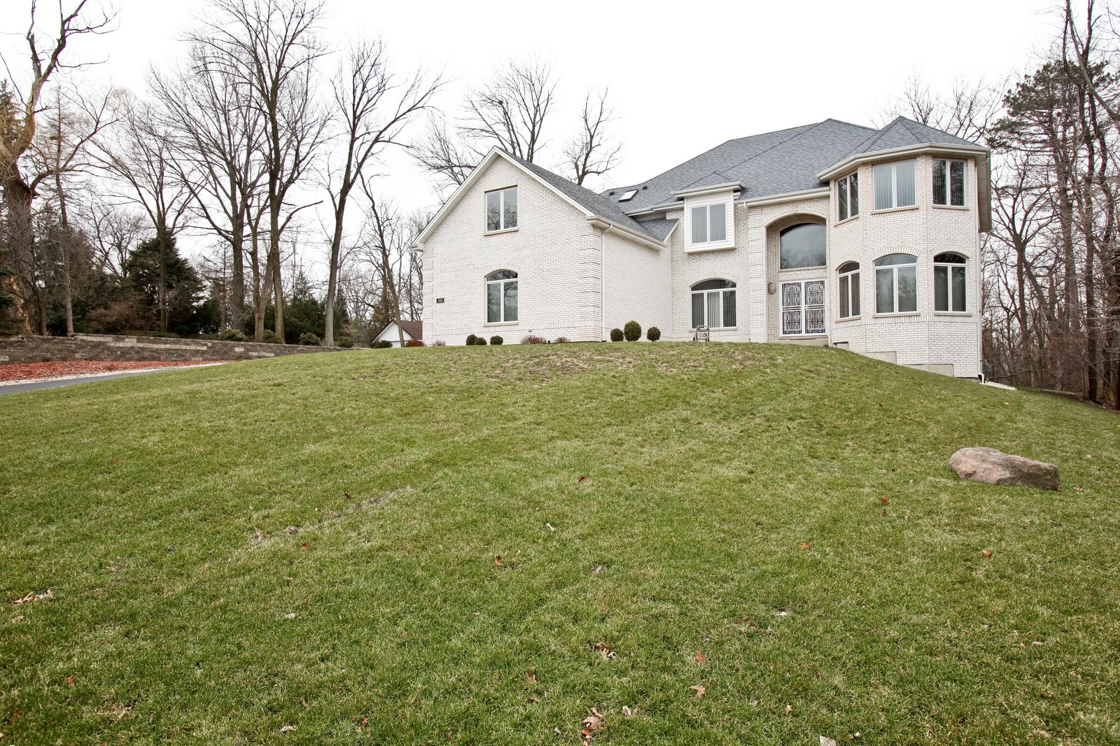 Real Estate Photography - 1000 Evergreen Cir, Olympia Fields, IL, 60461 - Front View