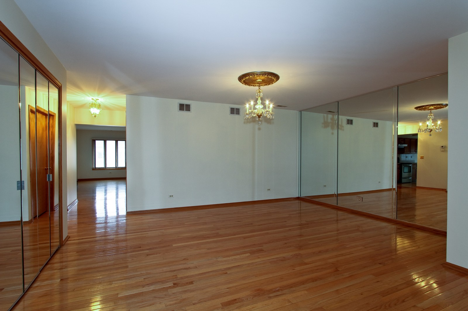 Real Estate Photography - 17 St. Moritz Dr., Unit 201, Palos Park, IL, 60464 - Dining Room