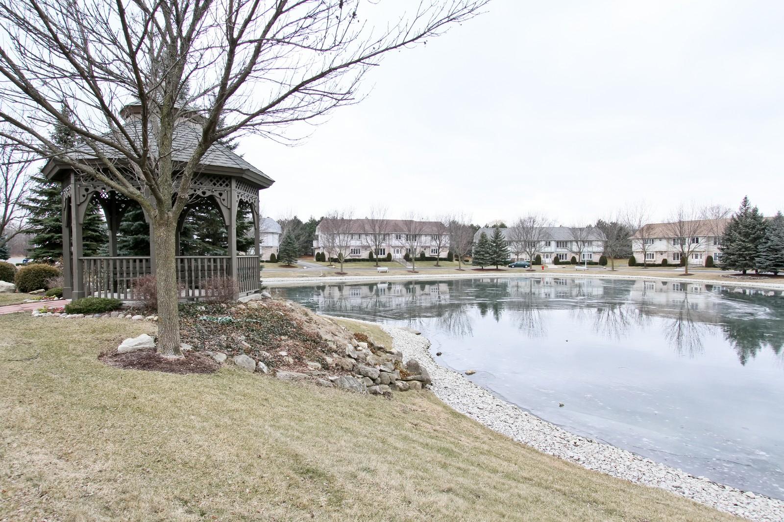 Real Estate Photography - 17 St. Moritz Dr., Unit 201, Palos Park, IL, 60464 - Lake View