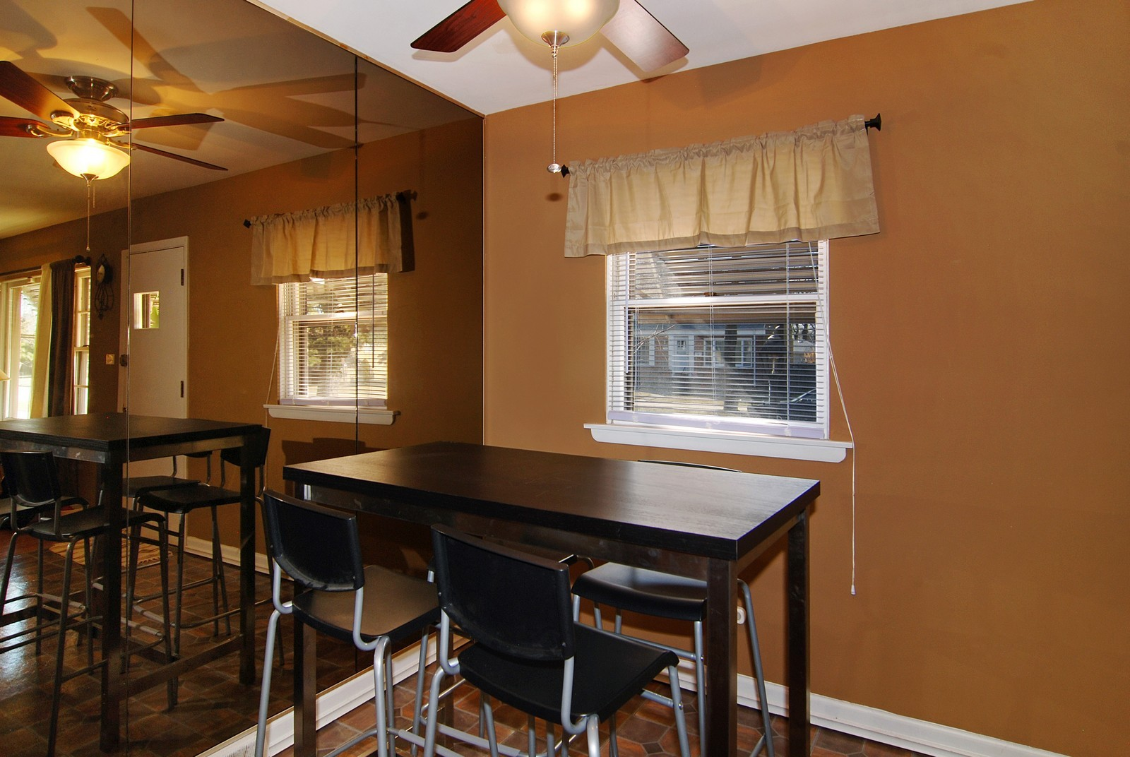 Real Estate Photography - 4535 Deyo, Brookfield, IL, 60513 - Dining Room