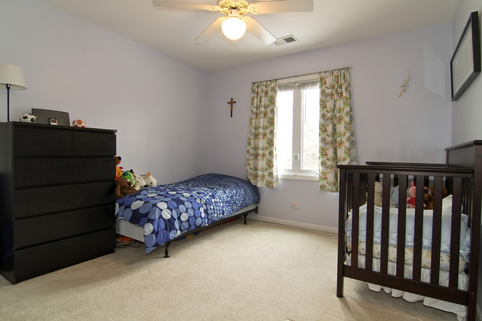 Real Estate Photography - 918 Rogers, 203, Downers Grove, IL, 60515 - Bedroom