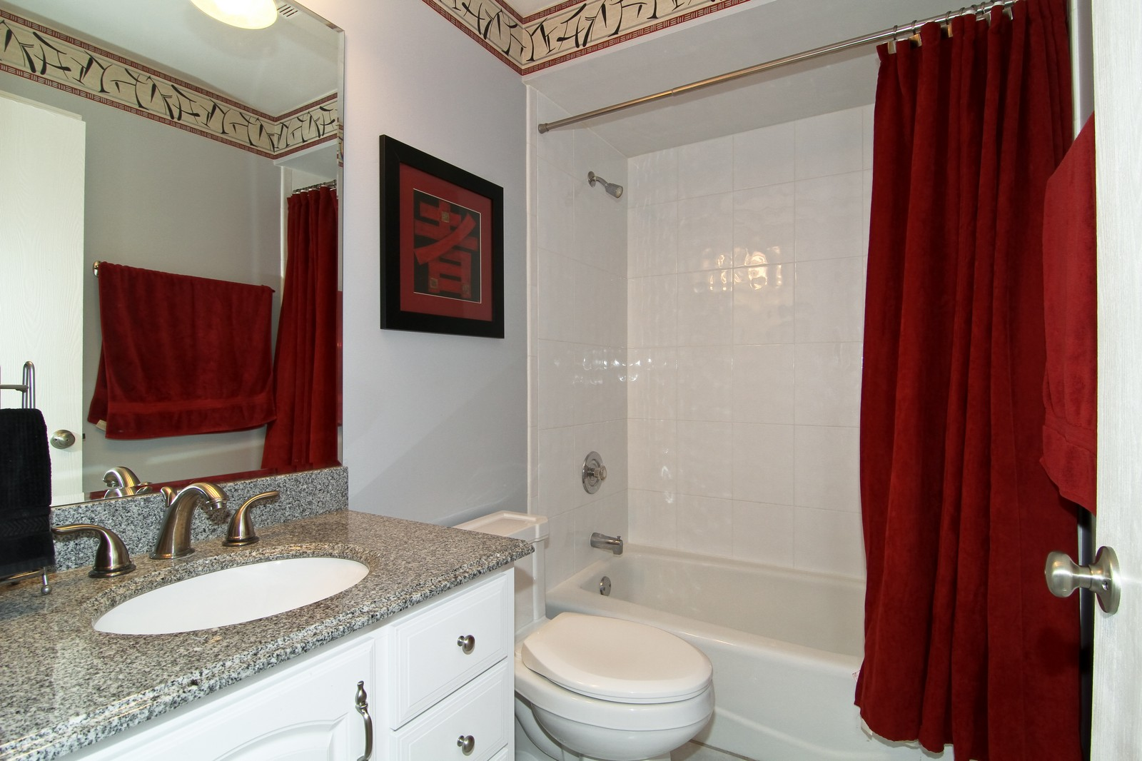 Real Estate Photography - 918 Rogers, 203, Downers Grove, IL, 60515 - Bathroom