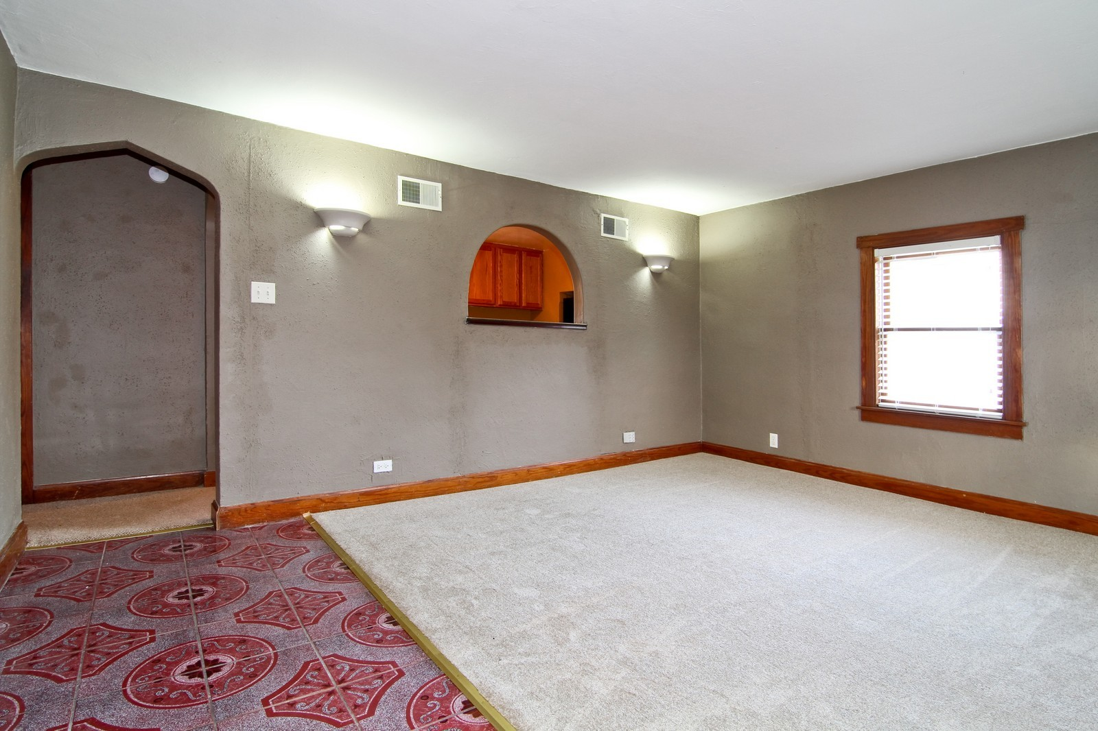 Real Estate Photography - 302 May St, Lockport, IL, 60441 - Living Room