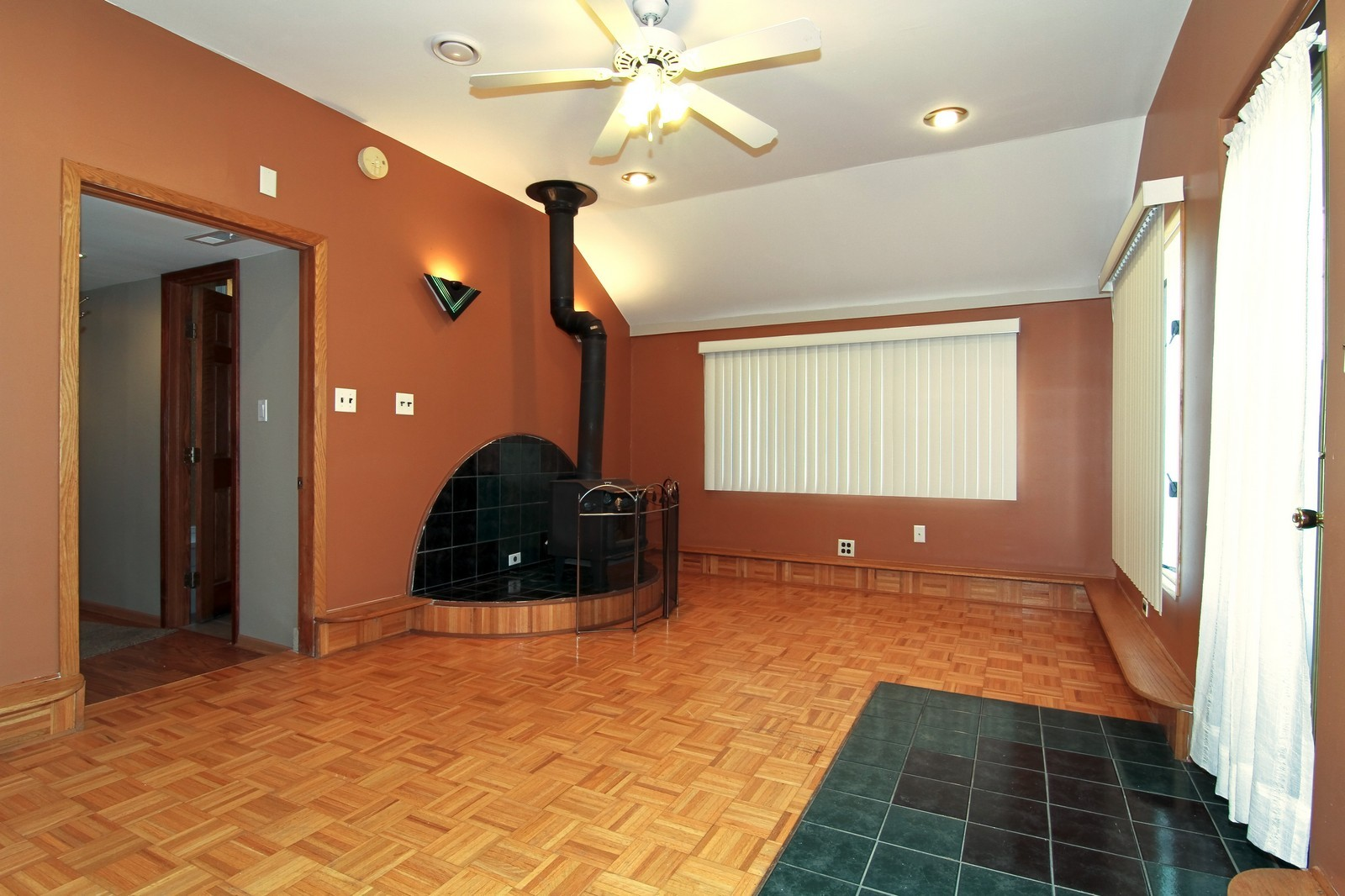 Real Estate Photography - 302 May St, Lockport, IL, 60441 - Family Room