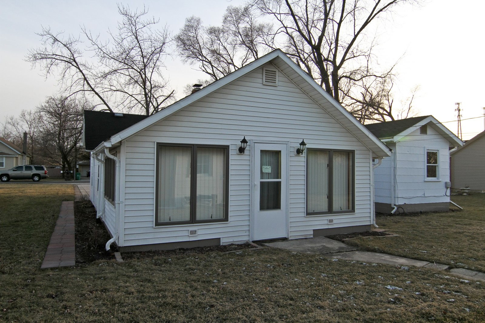 Real Estate Photography - 302 May St, Lockport, IL, 60441 - Rear View
