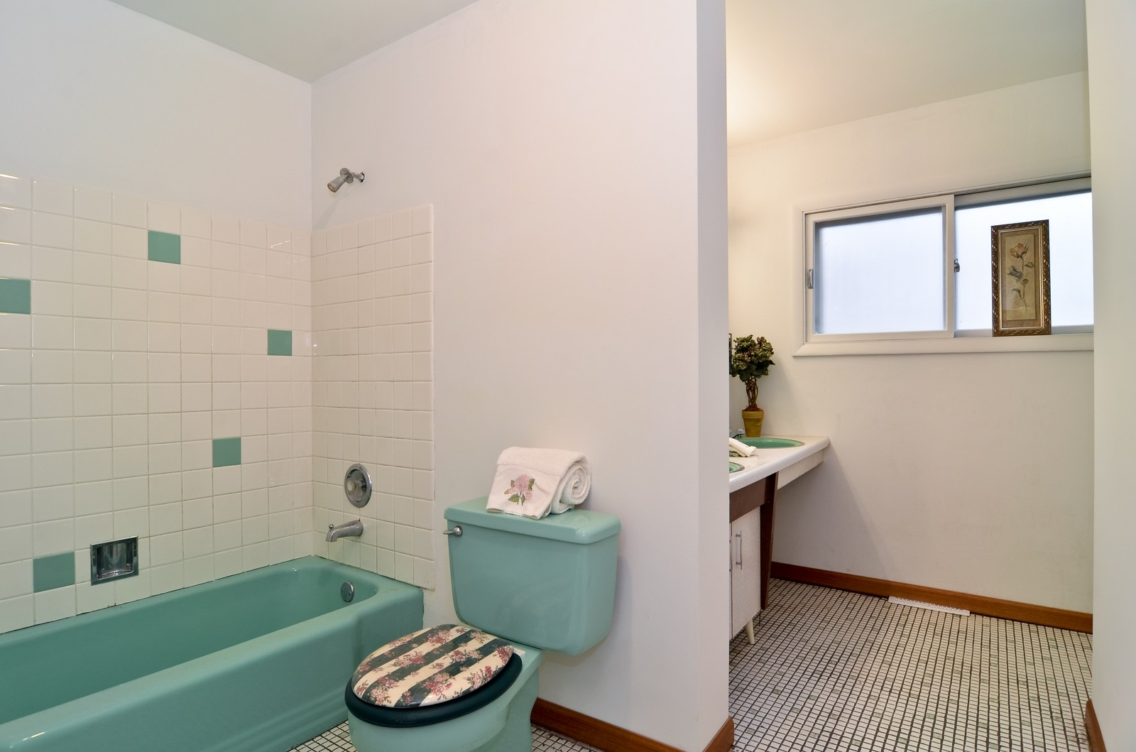 Real Estate Photography - 223 Norman Ct, Des Plaines, IL, 60016 - Bathroom
